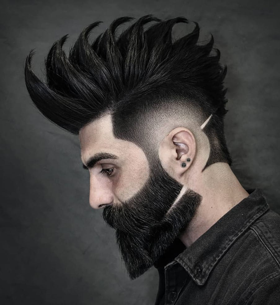 Cool hairstyle boy image for boys whatsapp dp
