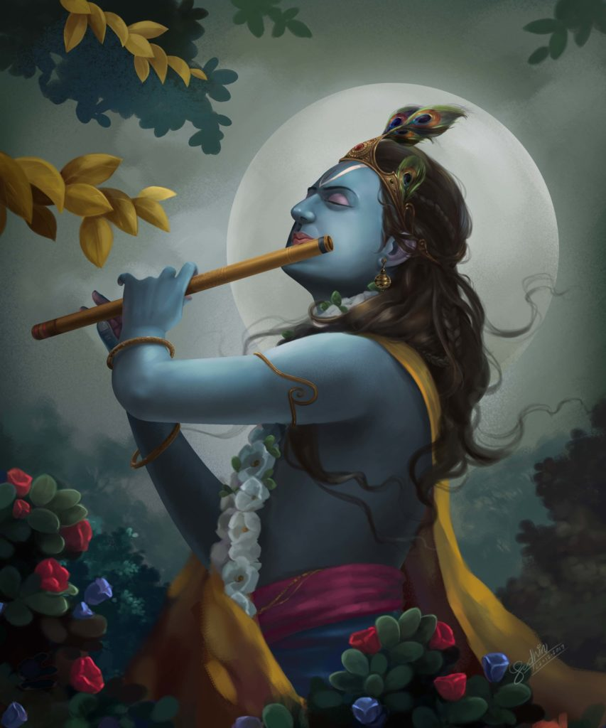 Lord Krishna images for download