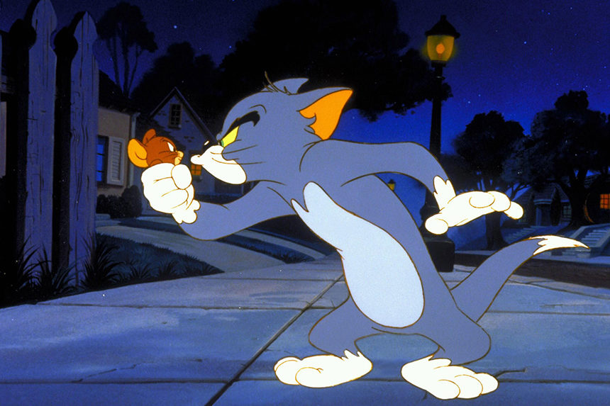 Tom and jerry pic