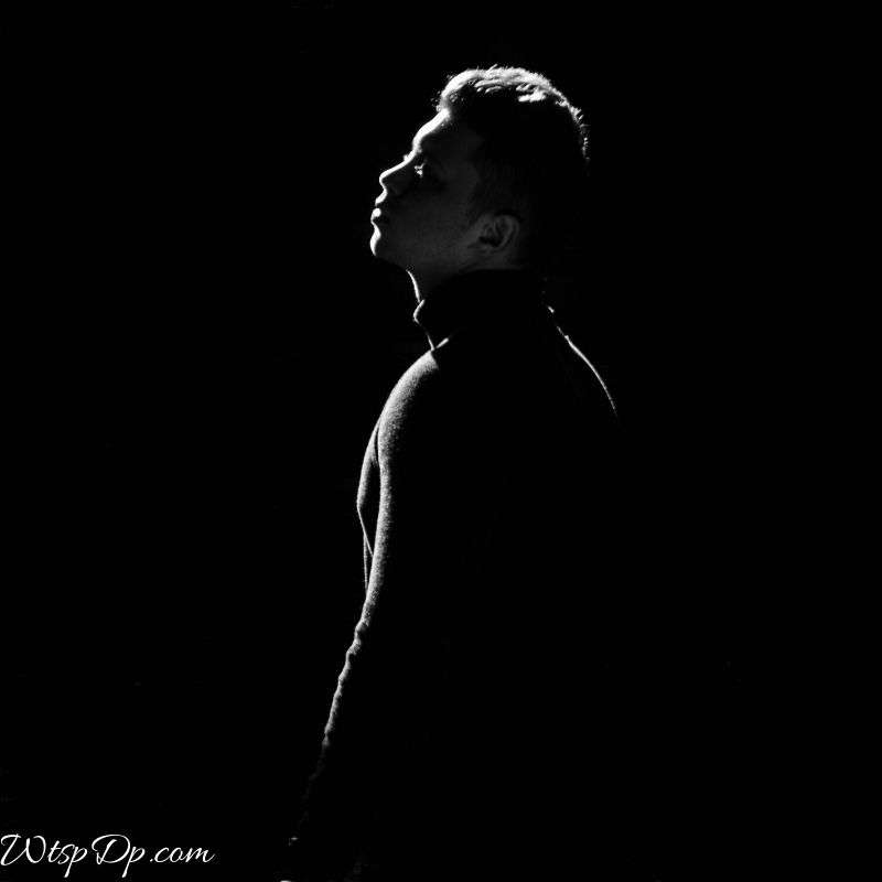 The boy in darkness attitude image for boys whatsapp dp