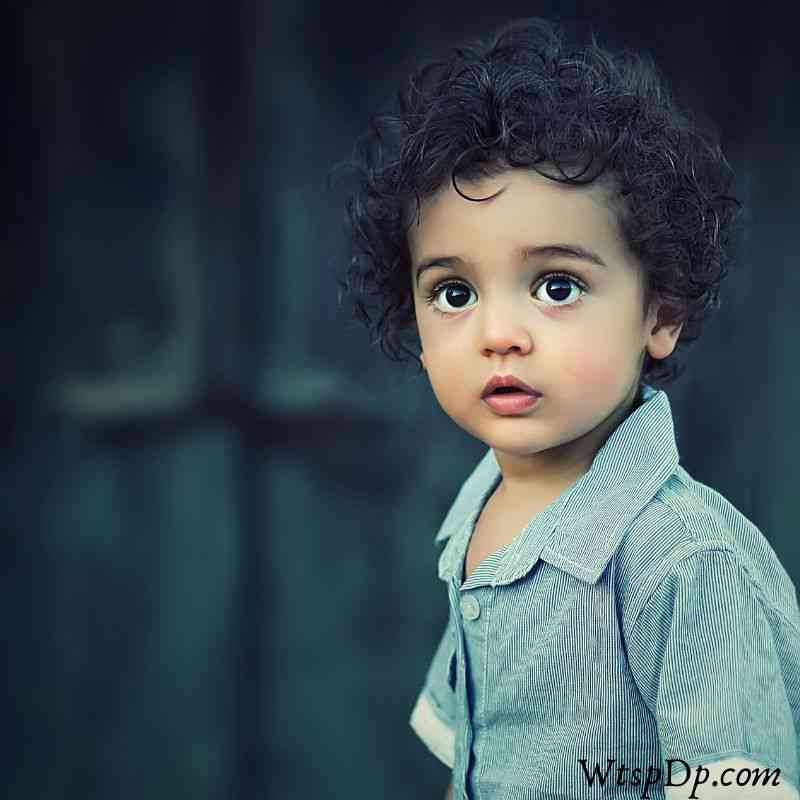 Cute stylish little boy picture for whatsapp
