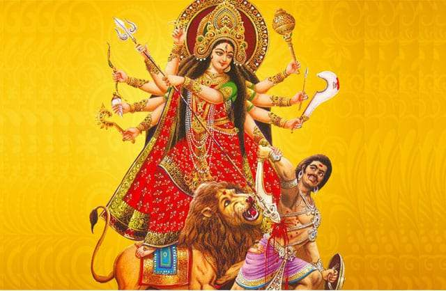 Durga maa image for whatsapp dp and profile picture