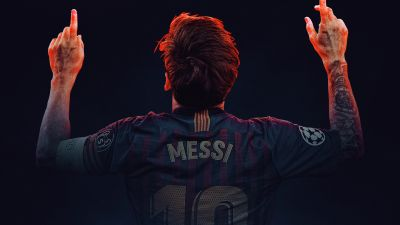 Lionel messi profile picture