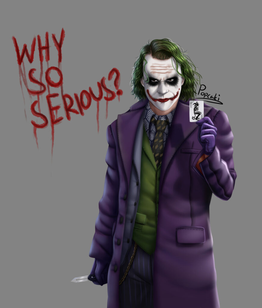 Joker why so serious image download for whatsapp dp