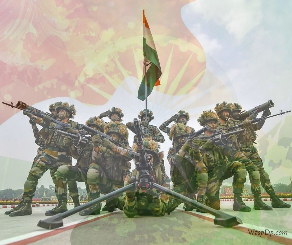 Indian Army dp image download