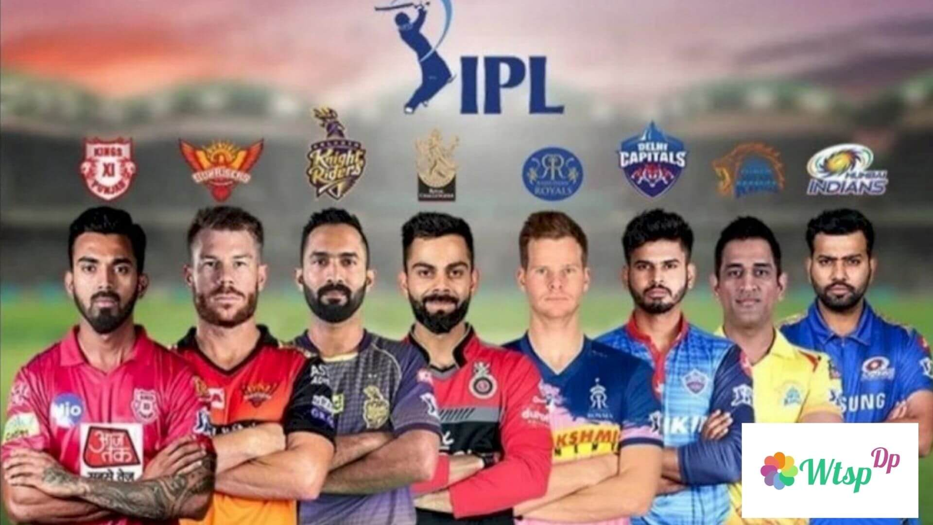 IPL favorite team WhatsApp DP images
